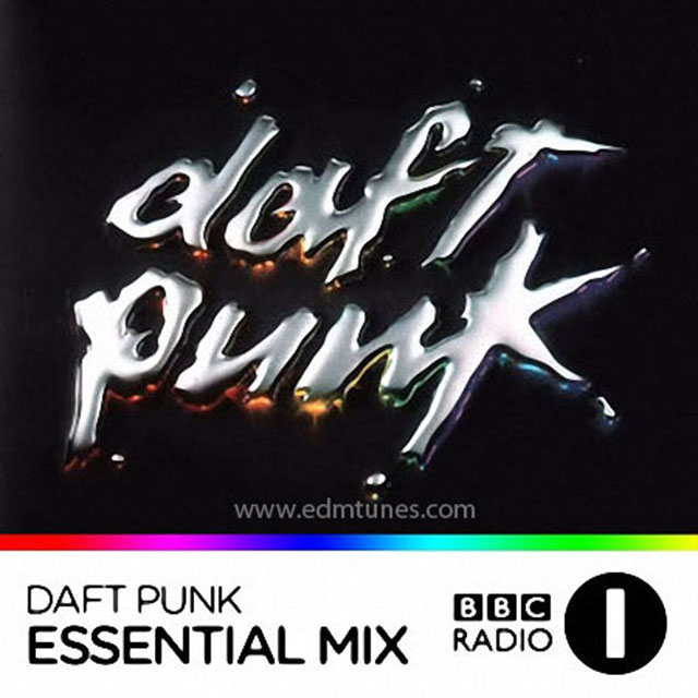 BBC Radio 1 Essential Mix (March 2, 1997) / Daft Punk