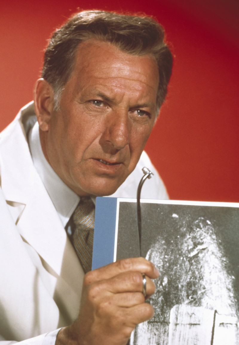 Mr. Klugman as Quincy in Quincy, M.E. Quincy, a forensic pathologist, was as much a crusading detective as he was a doctor