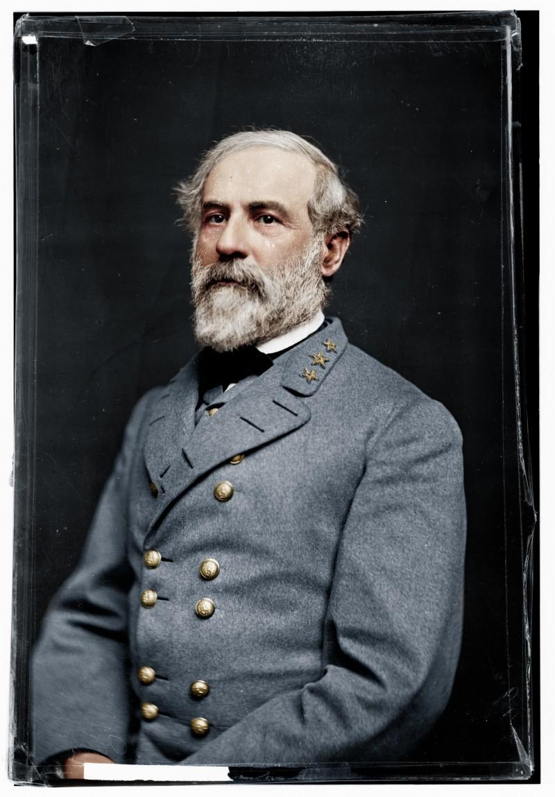 Colorized American Civil War Photographs Circa 1861 1865
