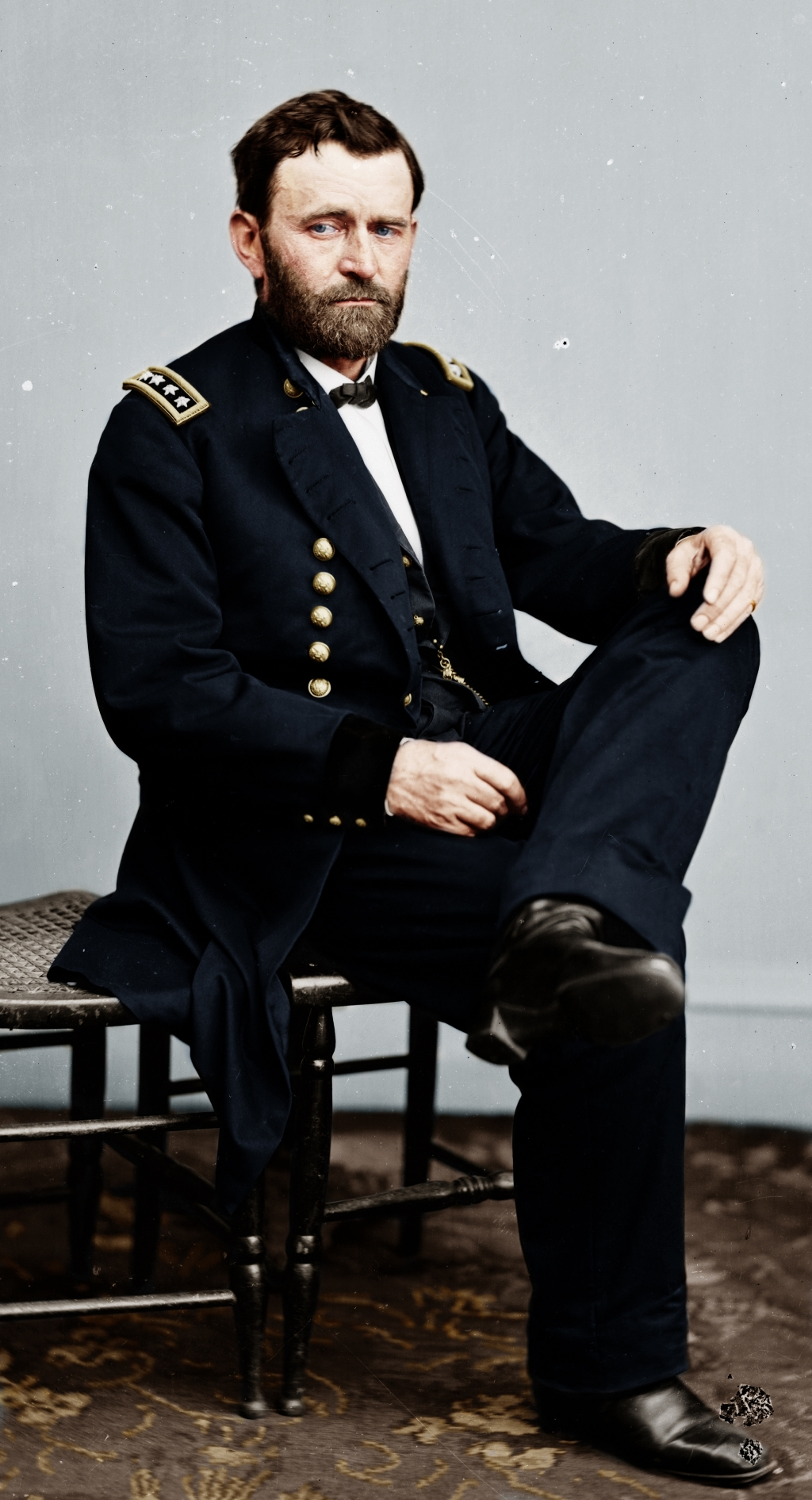 american civil war and ulysses s The foremost union commander of the american civil war, ulysses s grant led his nation's armies to a victory that united the fractured union as a leader, he.