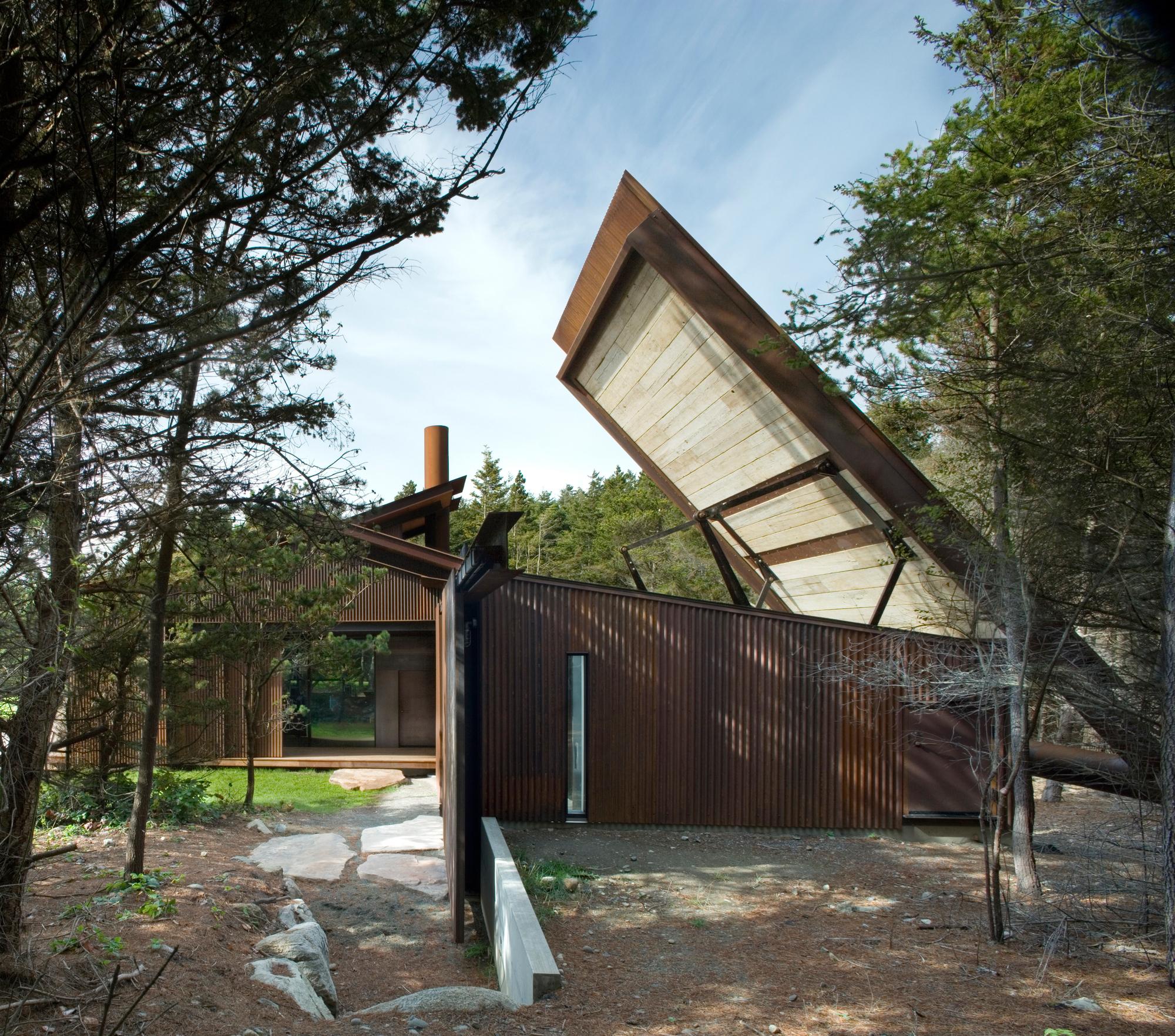 Shadowboxx Olson Kundig Architects The Superslice