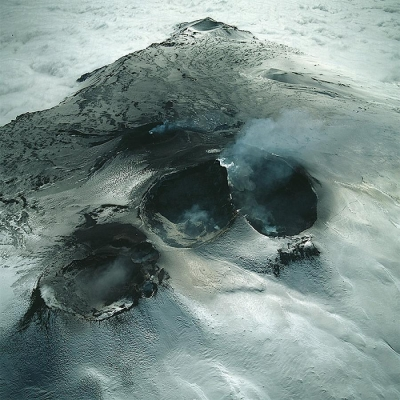 ICY CRATERS