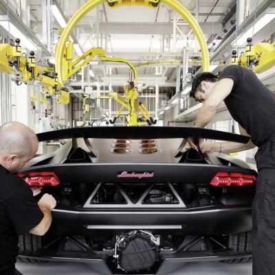 Lamborghini Sesto Elemento 12