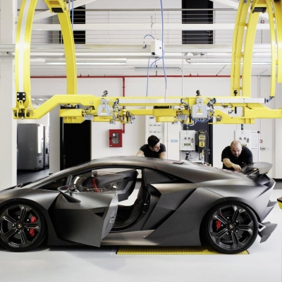 Lamborghini Sesto Elemento 13