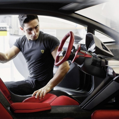 Lamborghini Sesto Elemento 14