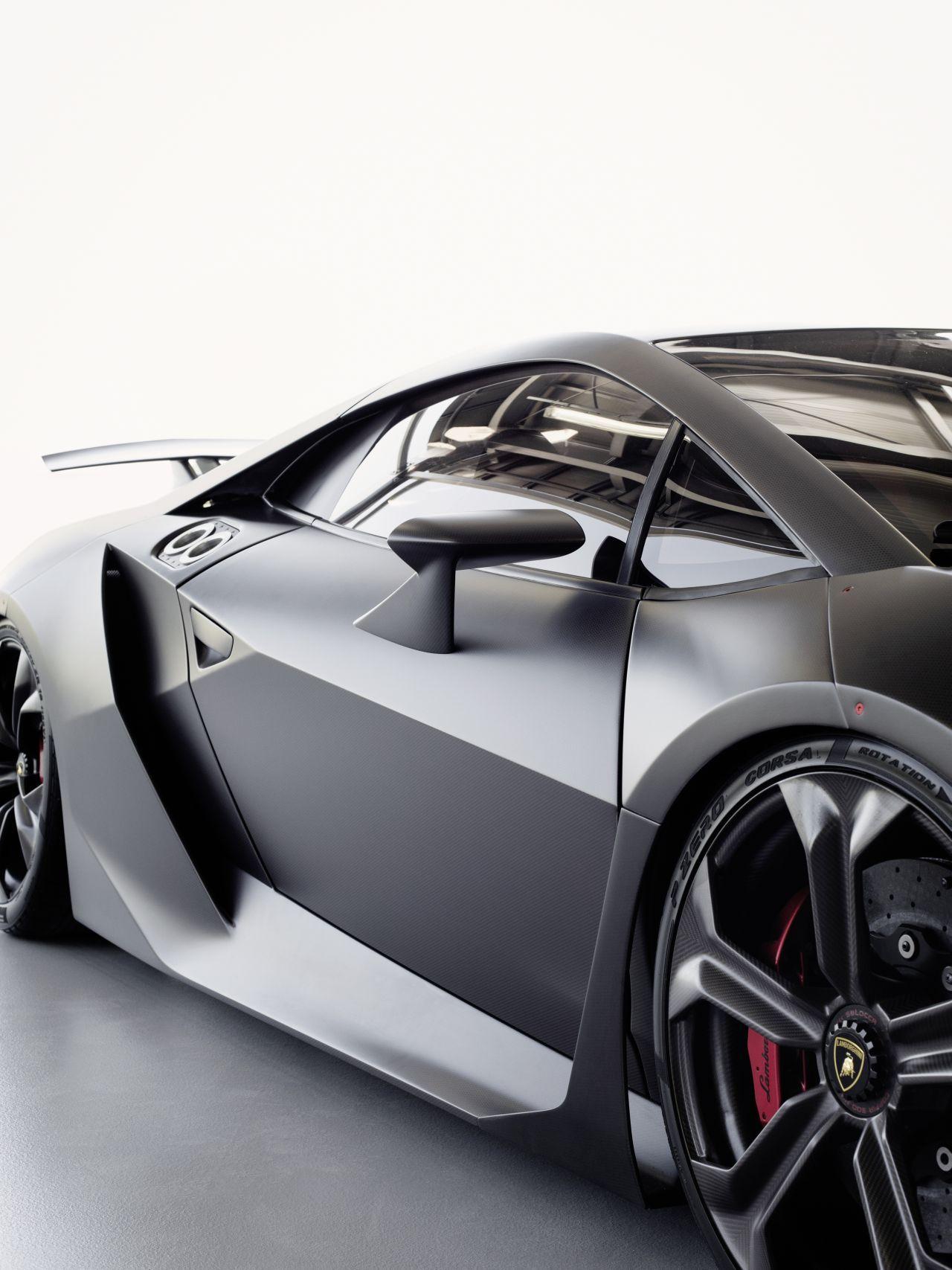 Lamborghini Sesto Elemento The Superslice