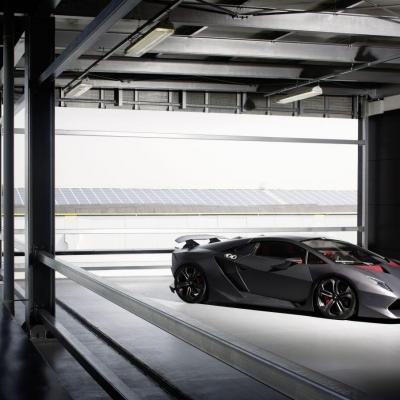 Lamborghini Sesto Elemento 5
