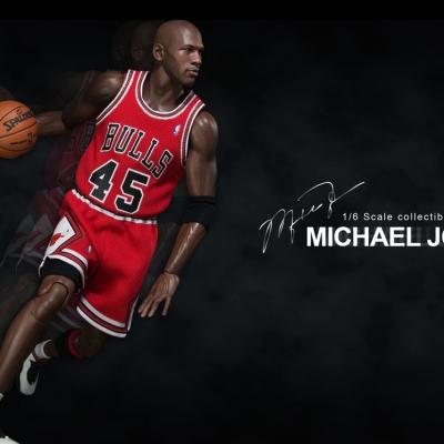 Michael Jordan by Enterbay 01