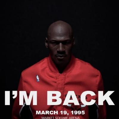 Michael Jordan by Enterbay 03