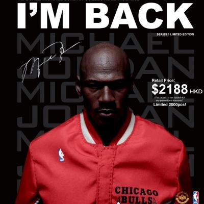 Michael Jordan by Enterbay 04