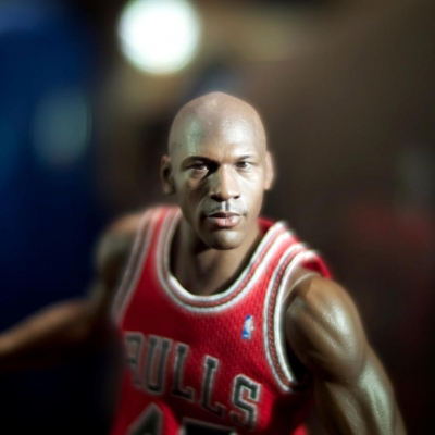 Michael Jordan by Enterbay 08