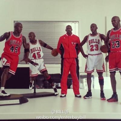 Michael Jordan by Enterbay 10