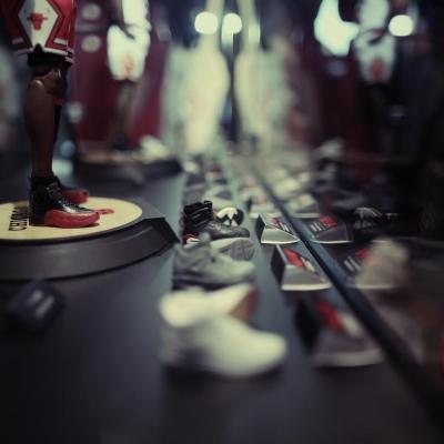 Michael Jordan by Enterbay 13
