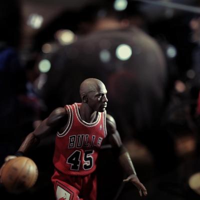 Michael Jordan by Enterbay 14
