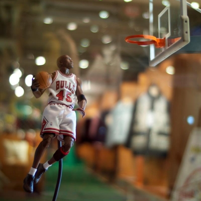 Michael Jordan by Enterbay 17