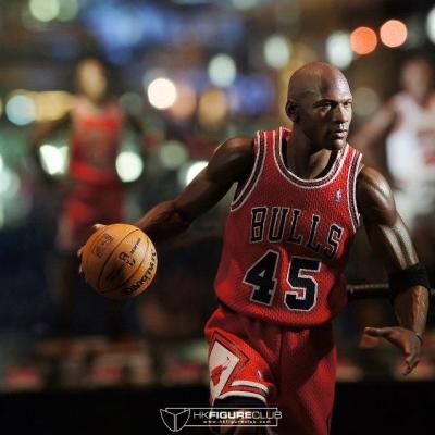 Michael Jordan by Enterbay 27