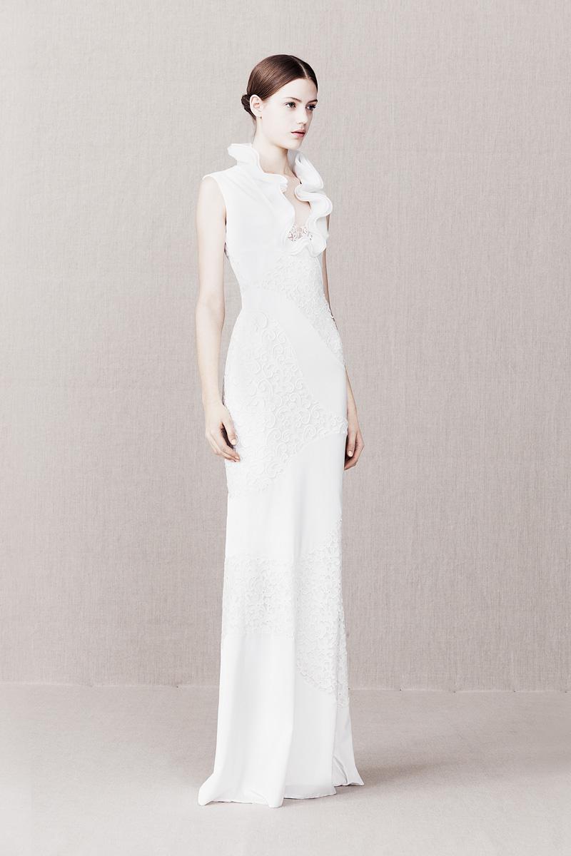 Alexander Mcqueen Dress Fashion