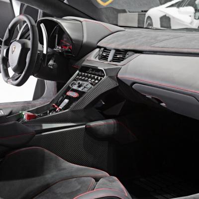 13 Lamborghini Booth - Geneva Motor Show 2013