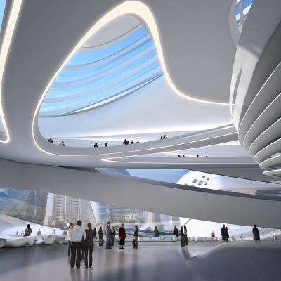 Changsha Meixihu International Culture & Art Centre 06