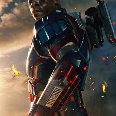 Iron Man 3 B