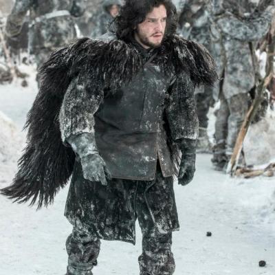 Kit Harington as Jon Snow– photo Helen Sloan-HBO