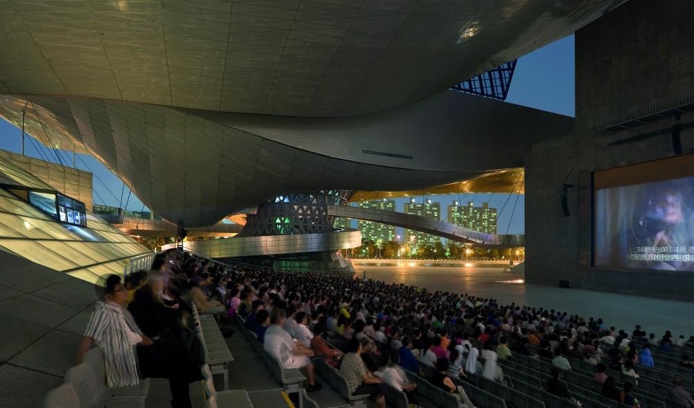 Busan Cinema Center Coop Himmelb L Au The Superslice