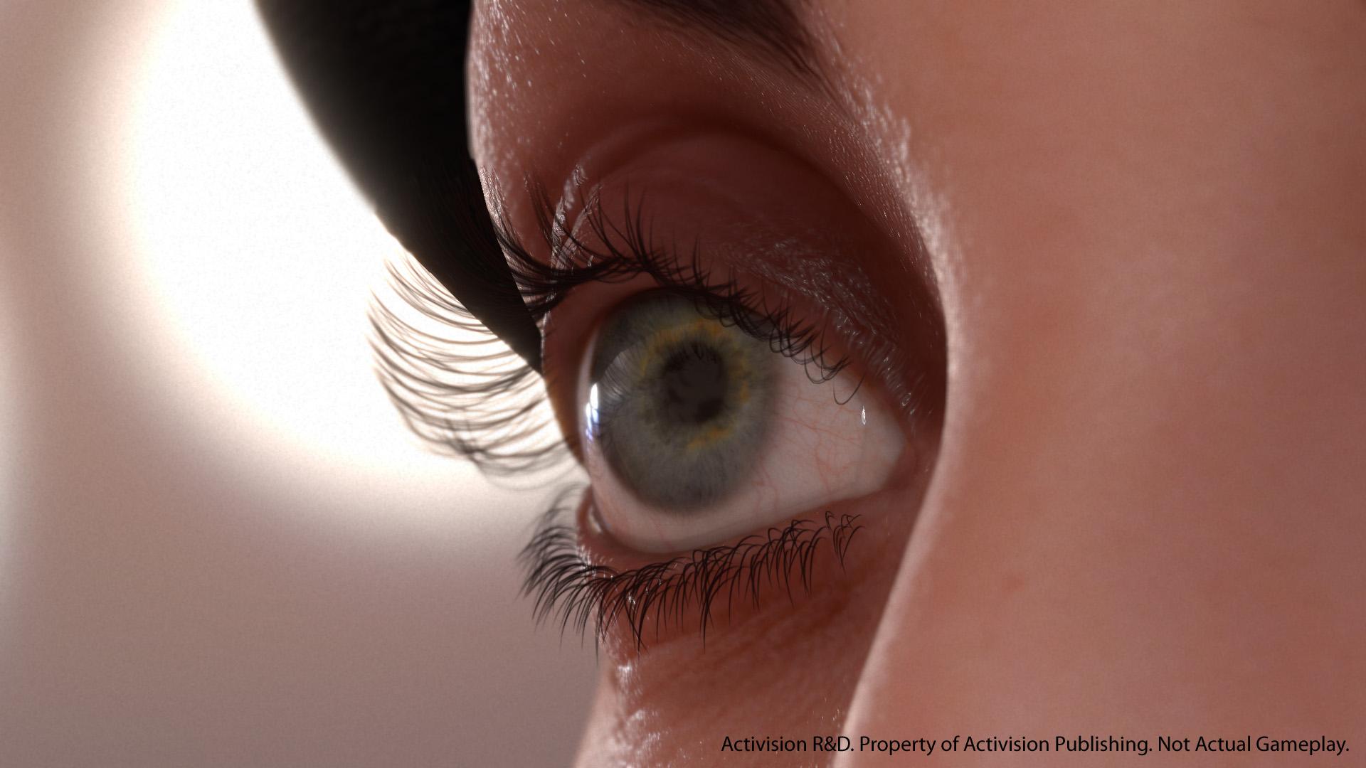 Lauren Hyper Realistic Eyes