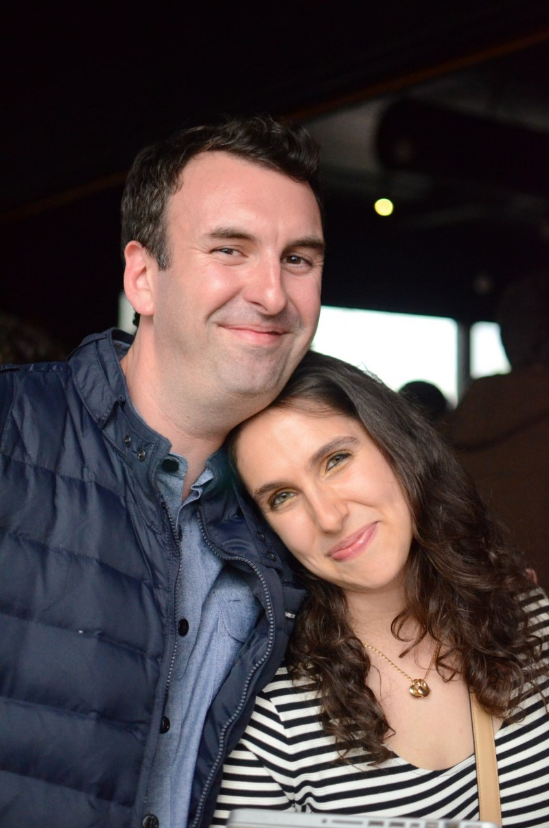 05 Matt Braunger and Megan Amram © Nathan Sanborn, The Superslice™