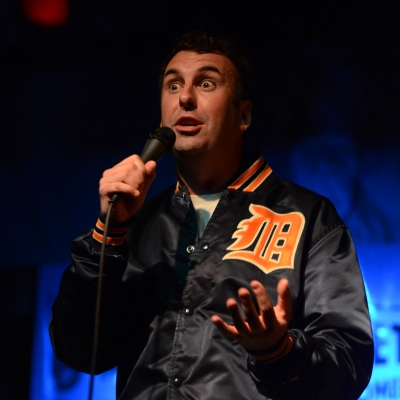 11 DadBoner - Matt Braunger © Nathan Sanborn, The Superslice™