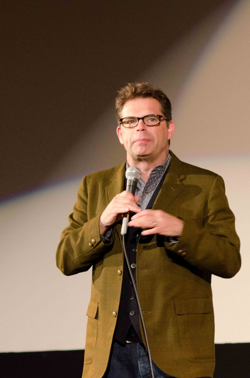 13 Dana Gould © Nathan Sanborn, The Superslice™