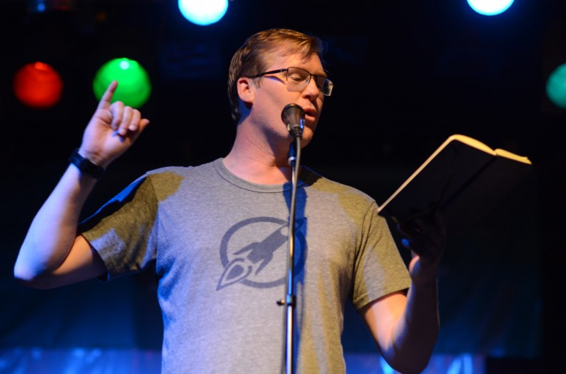 27 Competitive Erotic Fan Fiction - Kurt Braunohler © Nathan Sanborn, The Superslice™