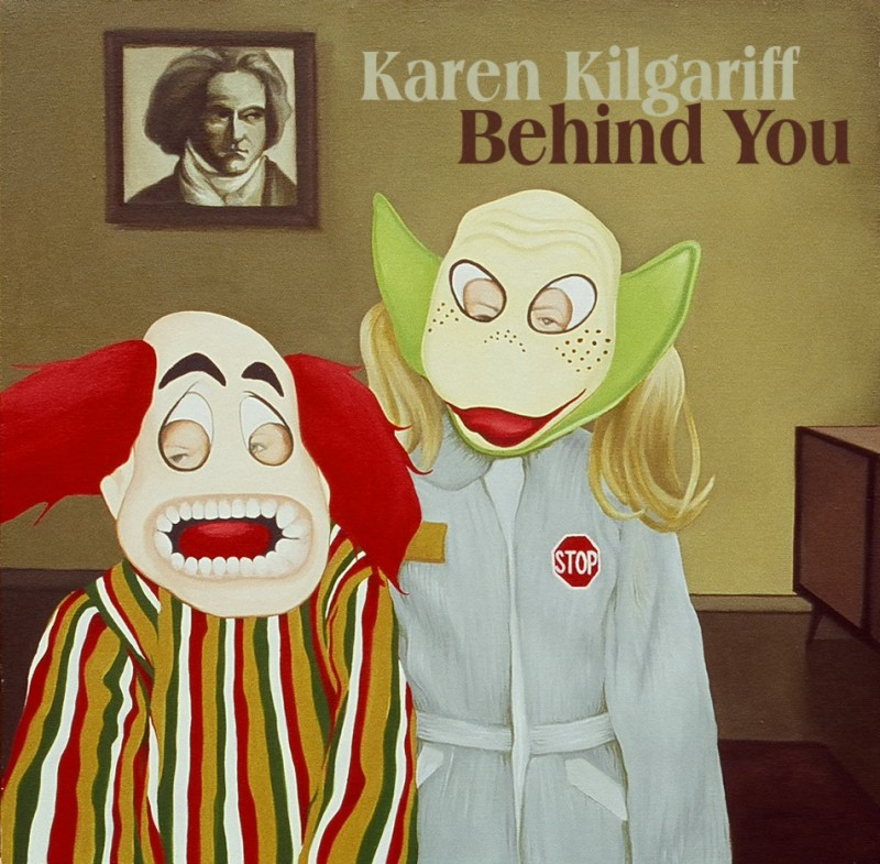 Behind You - Karen Kilgariff