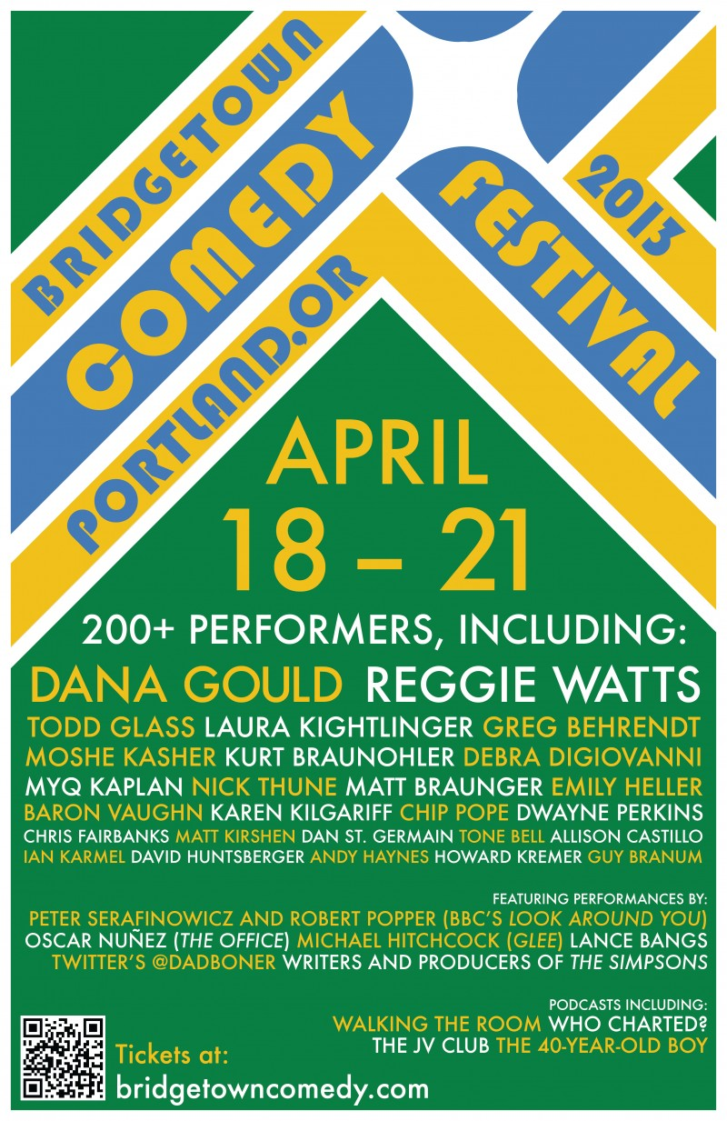 Bridgetown Poster