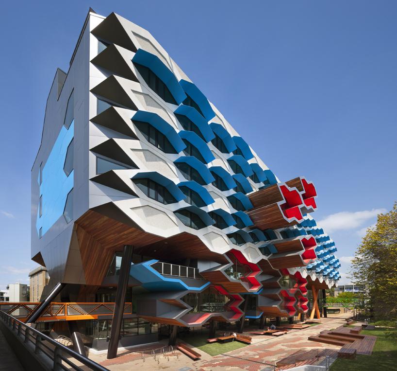 La Trobe Institute For Molecular Science Lyons Architecture - Where is latrobe