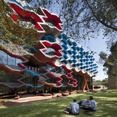 La Trobe Institute for Molecular Science © Lyons 02