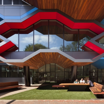 La Trobe Institute for Molecular Science © Lyons 05