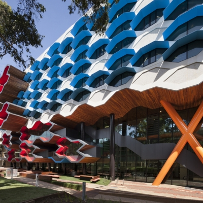 La Trobe Institute for Molecular Science © Lyons 07