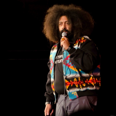 13 Kurt Tub - Reggie Watts © Nathan Sanborn, The Superslice™