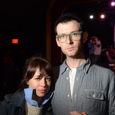 17 Natasha Leggero and Moshe Kasher © Nathan Sanborn, The Superslice™