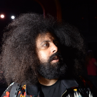 18 Reggie Watts © Nathan Sanborn, The Superslice™