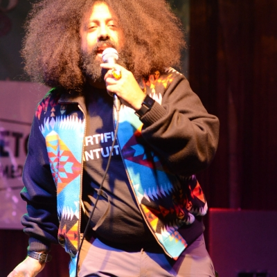 27 Midnight Run - Reggie Watts © Nathan Sanborn, The Superslice™