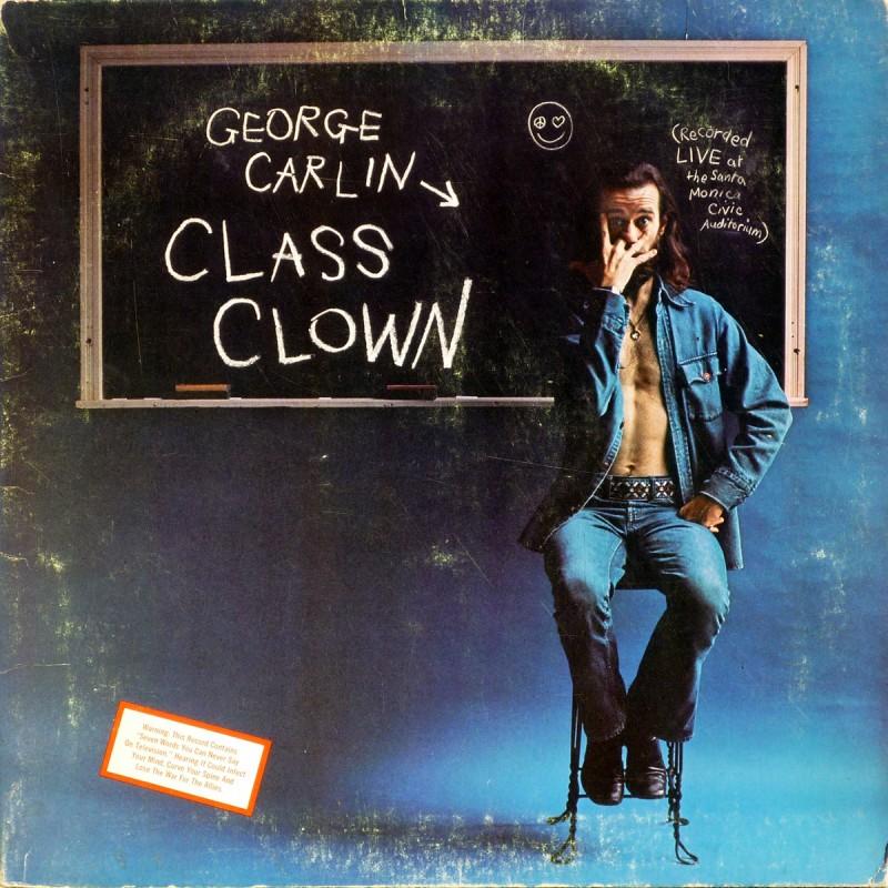 George Carlin - Class Clown - LIVE at the Santa Monica Civic Auditorium
