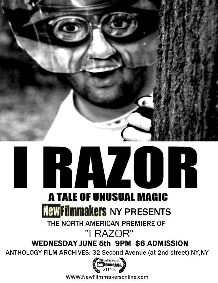 I Razor (poster)