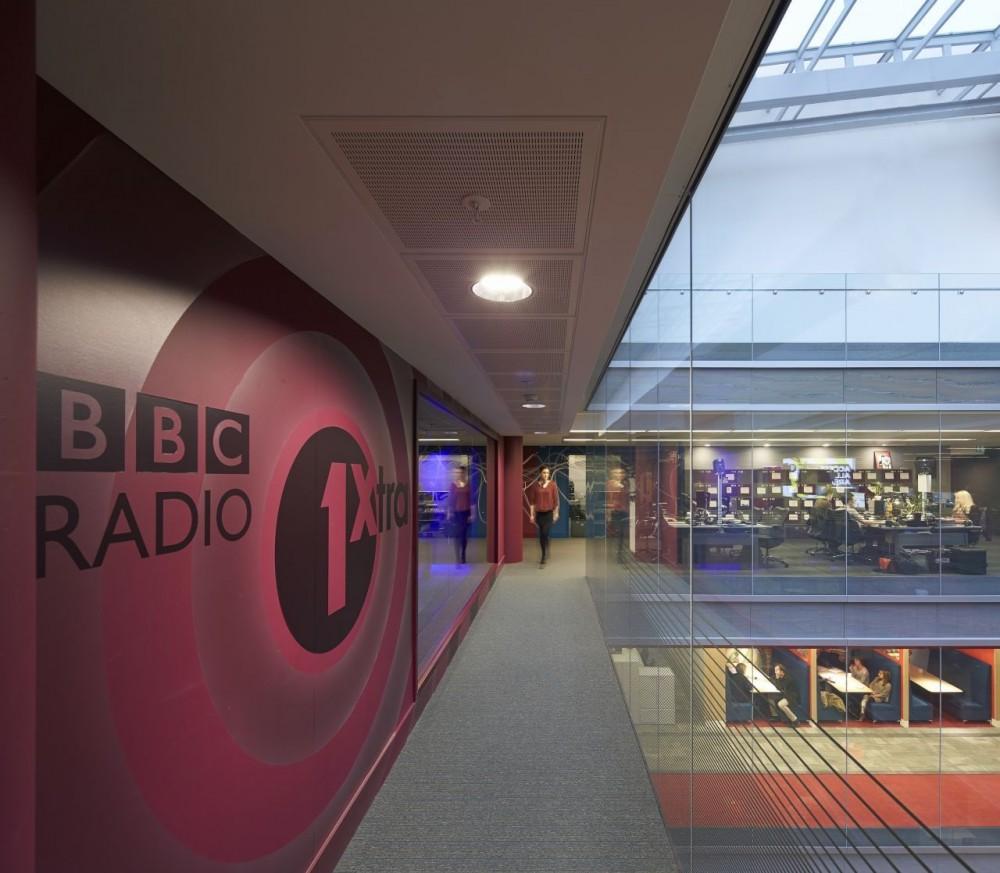 BBC New Broadcasting House / HOK / The Superslice