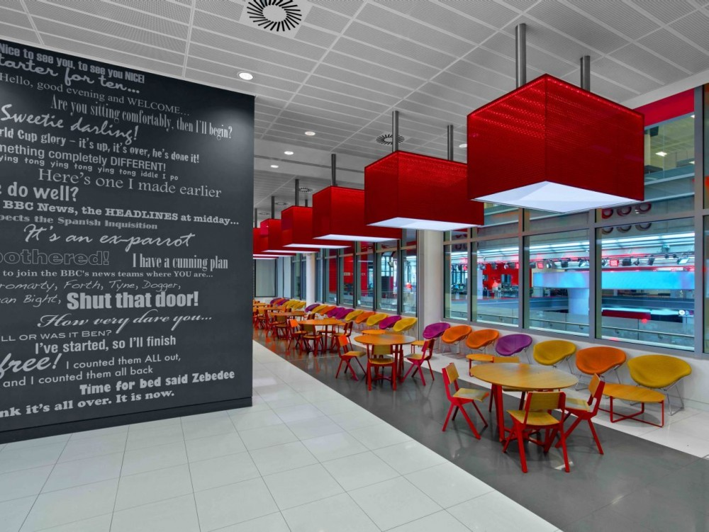 Bbc new broadcasting house hok the superslice for Bbc home designs