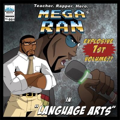 Mega Ran in Language Arts - Volumes 1