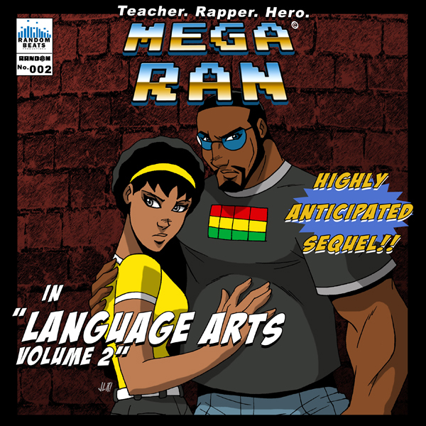 Mega Ran in Language Arts - Volumes 2