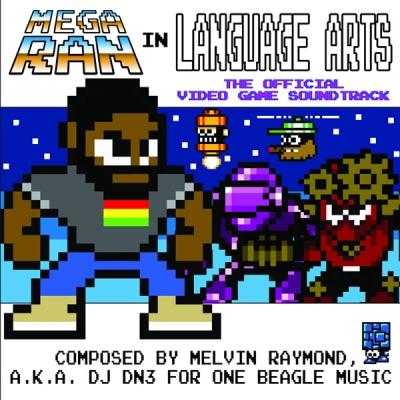 Mega Ran in Language Arts - Volumes 4