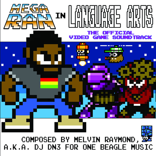 Mega Ran in Language Arts - Volumes 4