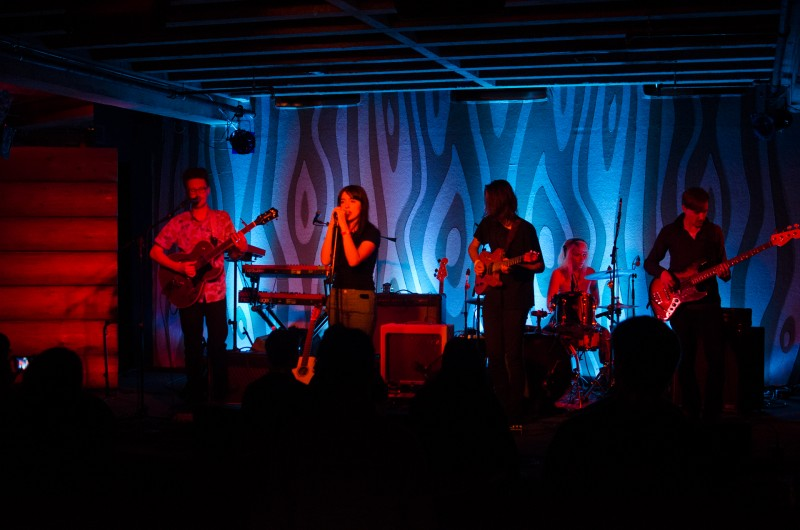 Dresses - Performing at Doug Fir   © Nathan Sanborn Photography / The Superslice™
